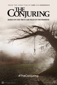 The Conjuring Review - Release Poster