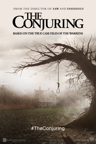 The Conjuring Release Poster