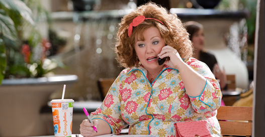 Melissa McCarthy as Diana