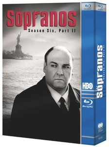 Sopranos Blu-Ray